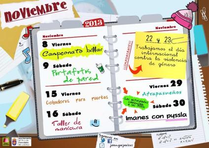Agenda Noviembre! copia