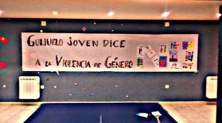 Guijuelo Joven dice No a la Violencia de Género