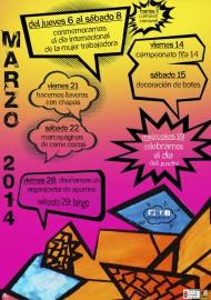 Agenda de Marzo 2014