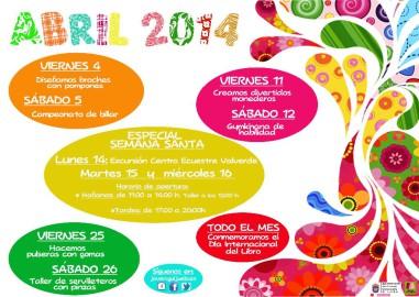 Agenda abril
