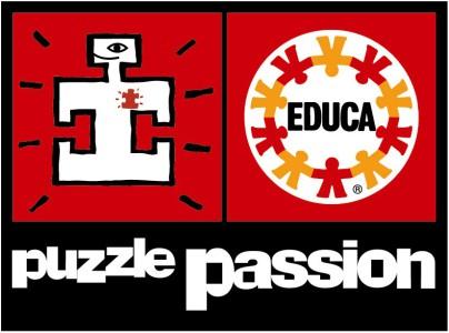 logo puzzle passion