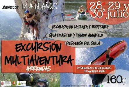 Excursión Descenso Sella fps copia